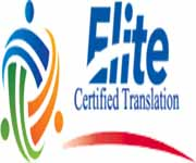 Elite certified translation